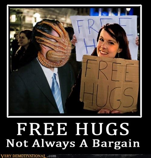 face hugger eww hug - 7050208256