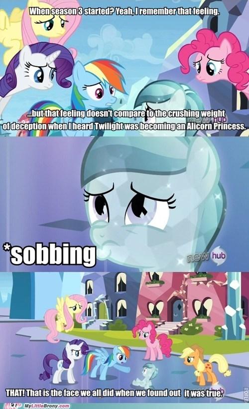 season 3 comics crystal ponies games ponies play twilight alicorn