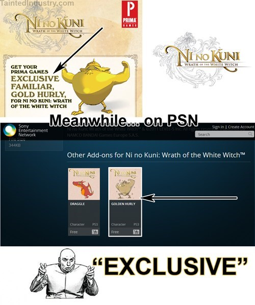 playstation prima games exclusives no no kuni - 7051667712