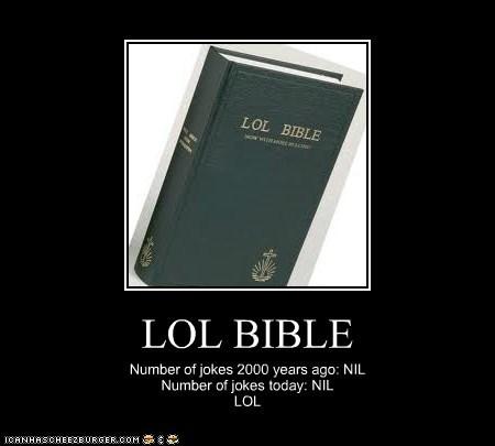 LOL BIBLE