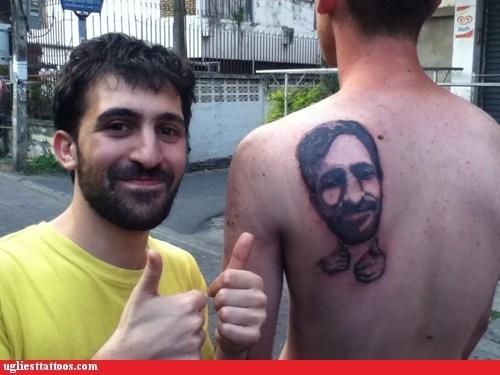 back tattoos portrait tattoos - 7053451520