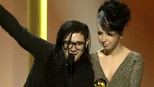 award,Grammys,skrillex,winners,sirah