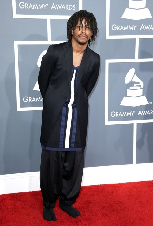 Grammys red carpet lupe fiasco - 7053640704
