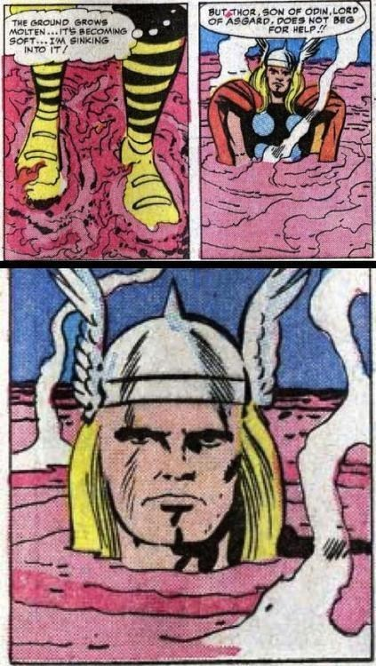 Well, It's All Over for Thor