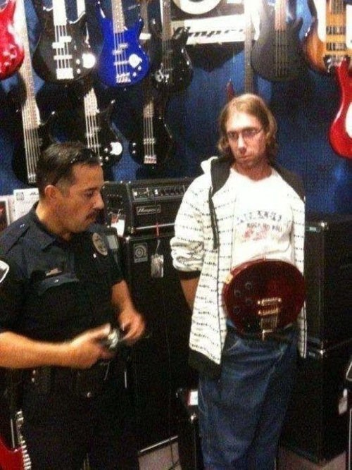 arrested,shoplifter