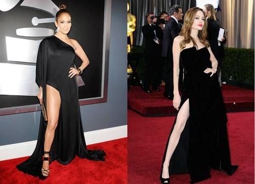 Angelina Jolie j-lo jennifer lopez Grammys oscars - 7053811200