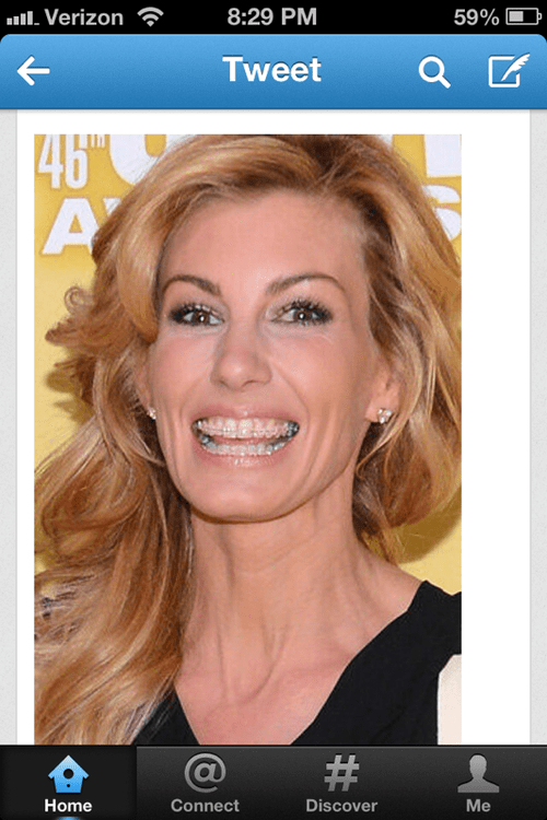 funny faith hill