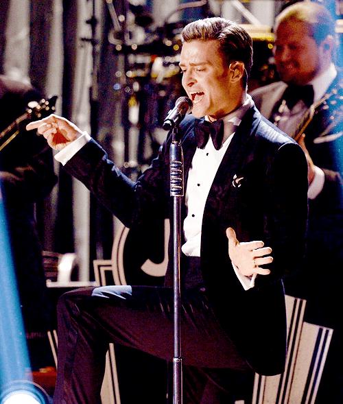 Justin Timberlake Grammys - 7053903104