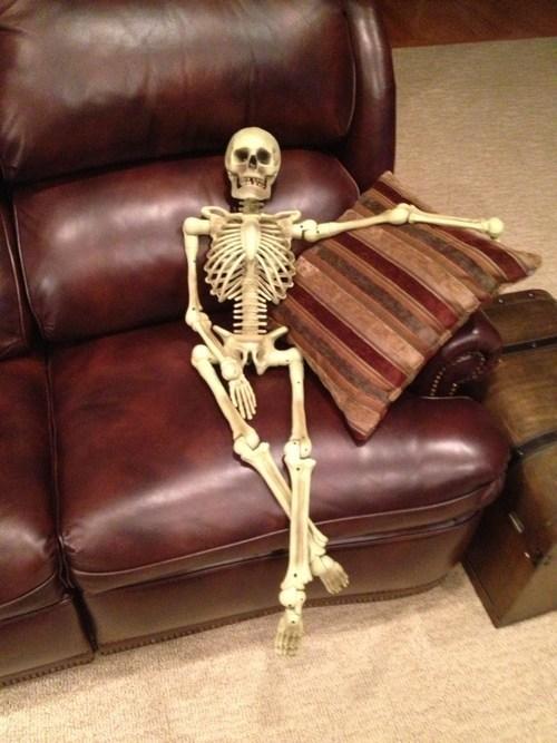 Grammys skeleton - 7054085888