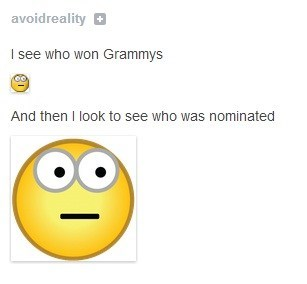 reaction,Grammys,winners