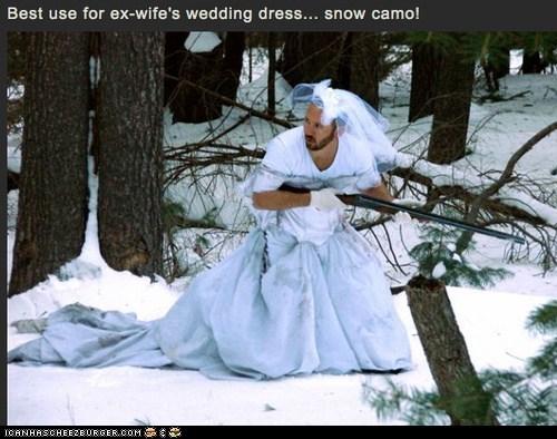 Best snow camo evah...