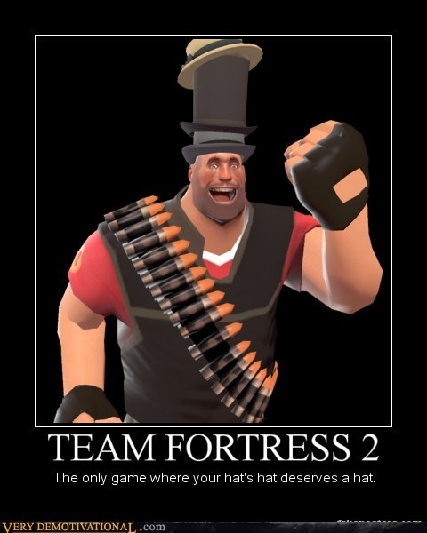 hats Team Fortress 2 video game