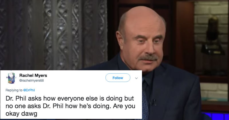 costume twitter halloween dr phil ridiculous reaction - 7055109
