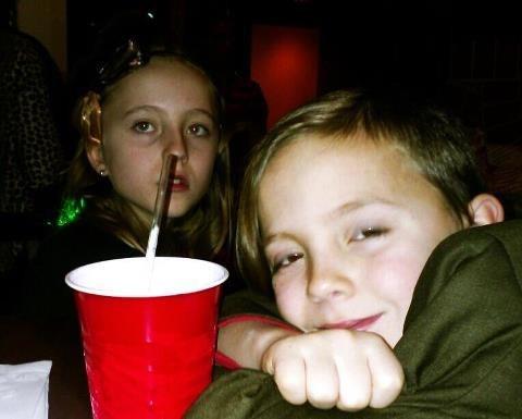 kids,straw