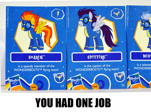 you had one job Memes Hasbro