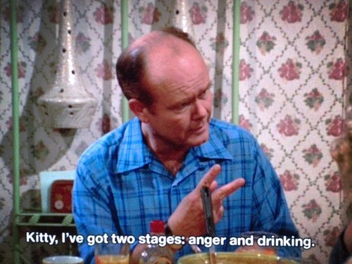 red foreman drinking that 70s show - 7055826432