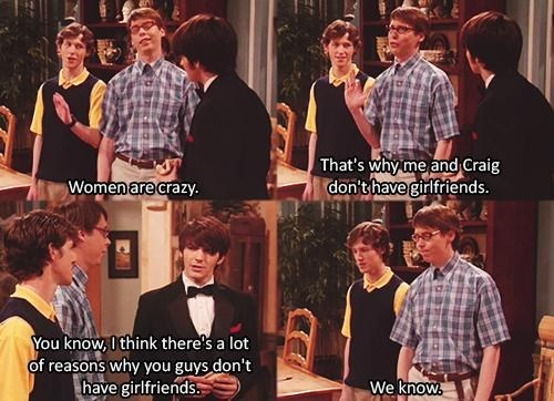 no need,drake and josh,girlfriends,drake bell