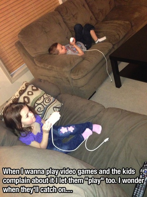 kids,parenting,video games