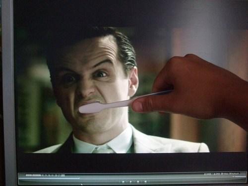 brushie brushie TV Sherlock - 7055924480