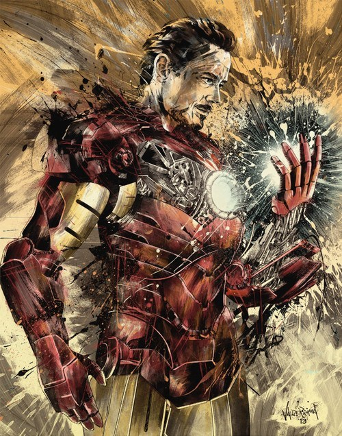 repairs art suit iron man - 7056180480