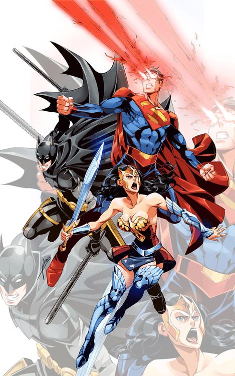justice wonder woman batman superman - 7056185088