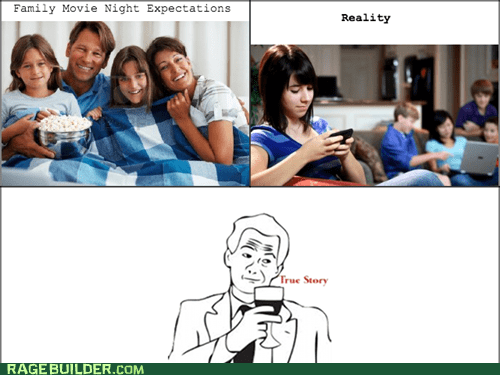expectation vs. reality technology true story
