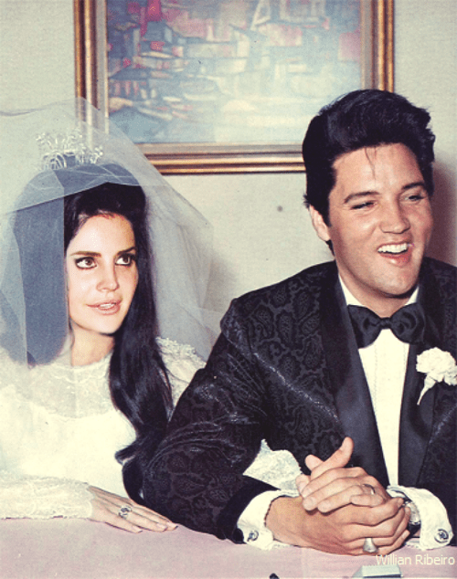 vampire lana del rey photoshop Elvis immortal - 7056614656