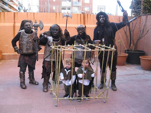 costume Lord of the Rings cute nerdgasm - 7056645632