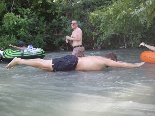 Planking,timing,photography,lake