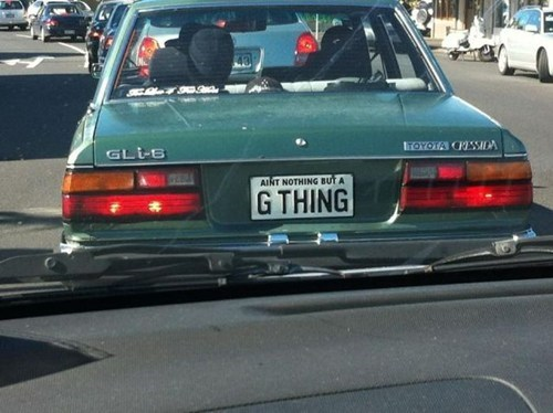 True Thugs Ride Retro Toyotas