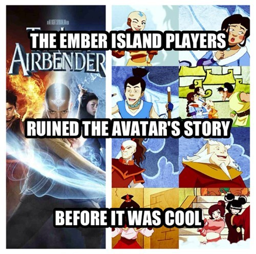 hipsters Avatar the Last Airbender cartoons - 7056988928