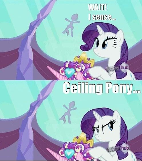 ceiling pony rainbow dash - 7057007872