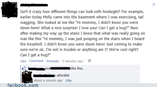 poop hindsight mommy failbook g rated - 7057087232