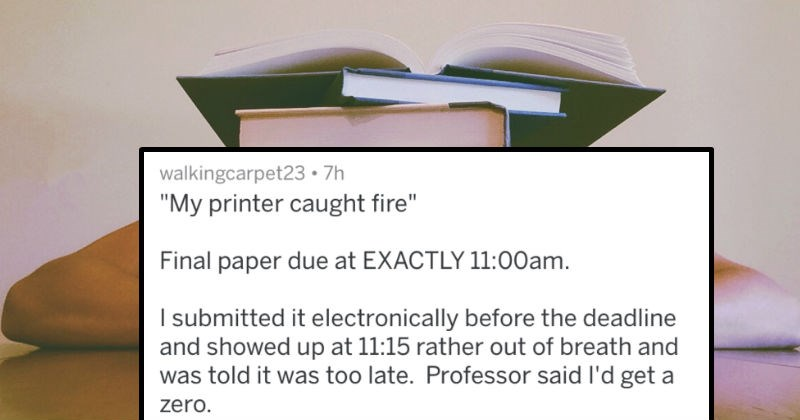 school excuses work coworkers cringe askreddit ridiculous dumb - 7057157
