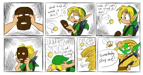 legend of zelda comics Fan Art video games - 7058118144