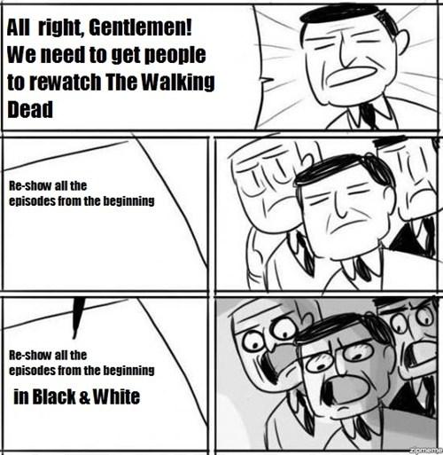 Memes all right gentlemen The Walking Dead - 7058210816