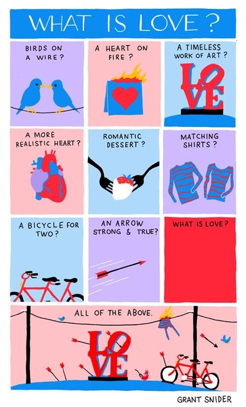 comics love Valentines day - 7058530304