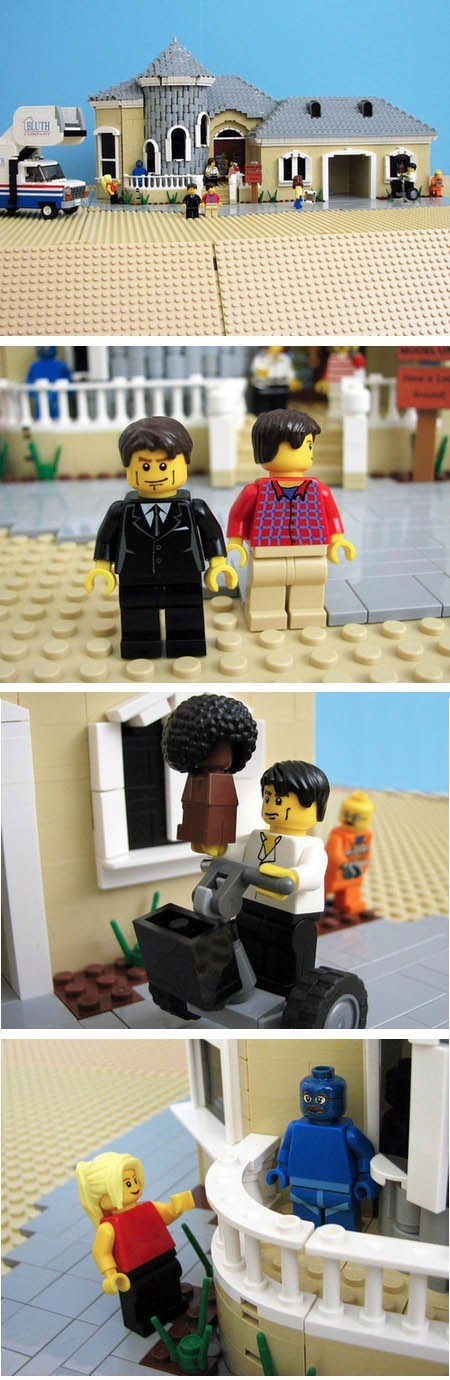 lego TV comic arrested development funny g rated win - 7058607360