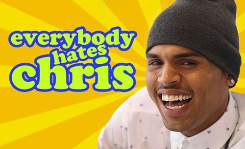 everybody hates chris,tv shows,chris brown