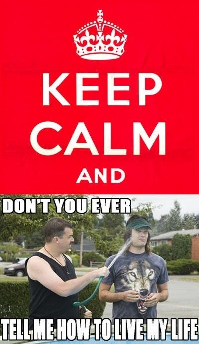 nope advice keep calm - 7058828032