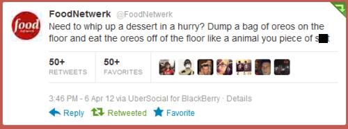 twitter Food Network - 7058848256