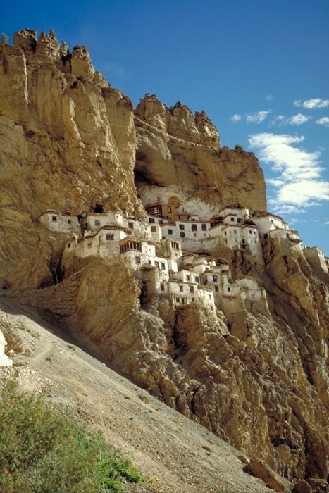 design,cliff,monastery,landscape
