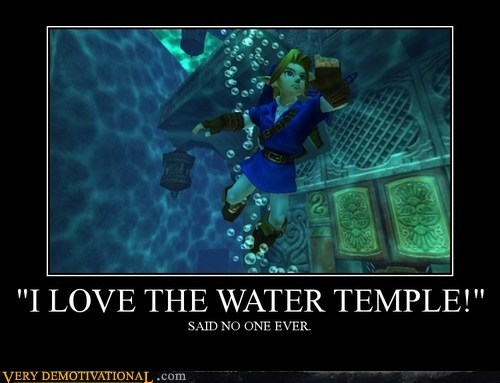 water temple legend of zelda video games - 7058940928