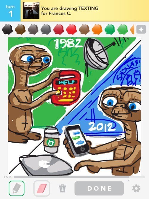 ET,movies,draw something,text home