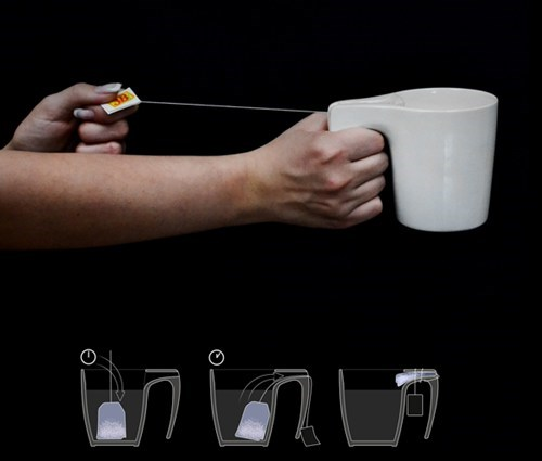 clever,tea,useful,mug
