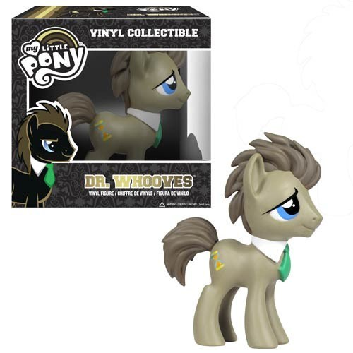 vinyl dr-whooves collectible - 7059292416