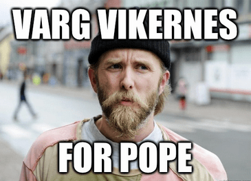 Viking style meme of epic fail proportions which makes it even funnier.