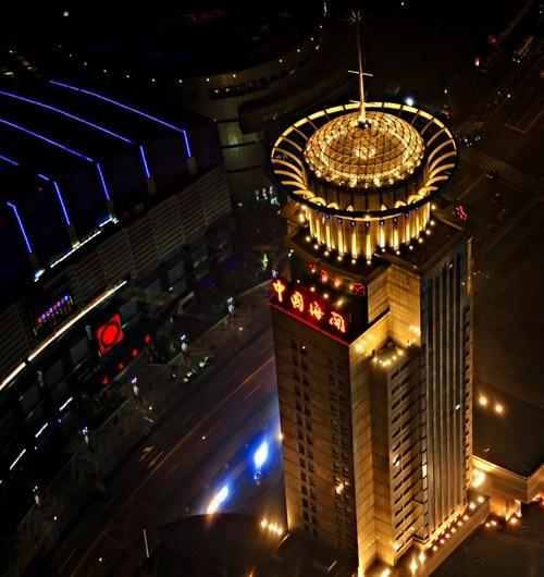 tower skyscraper cityscape shanghai - 7059364864
