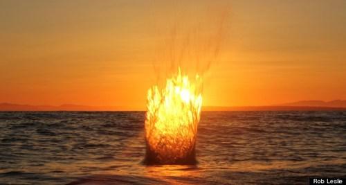 beach landscape pretty colors sunset - 7059372800