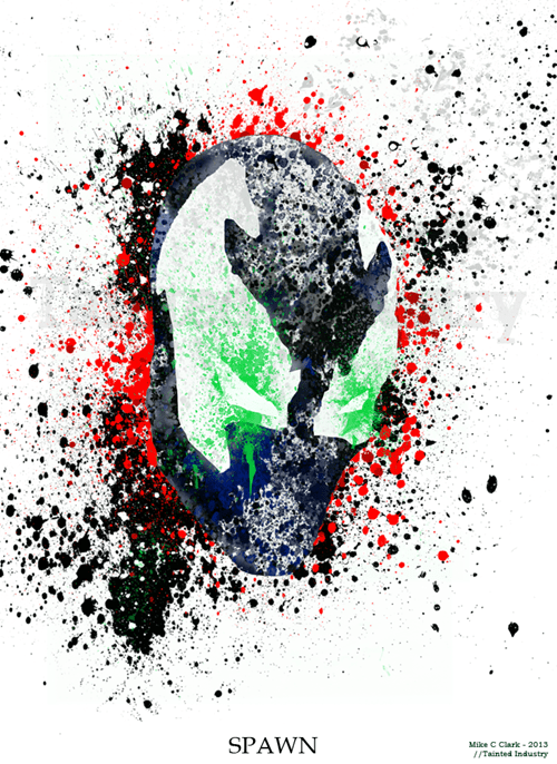 art awesome Spawn - 7059588352